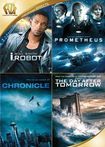 I Robot/prometheus/chronicle/the Day After Tomorrow [4 Discs] (dvd) 29102244