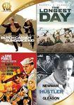 Butch Cassidy & The Sundance Kid/the Longest Day/the Sand Pebbles/the Hustler [4 Discs] (dvd) 29102271
