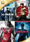 X-men/the Wolverine/elektra [director's Cut]/daredevil [director's Cut] [4 Discs] (dvd) 29103156