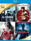 X-men/the Wolverine/elektra [director's Cut]/daredevil [director's Cut] [blu-ray] [4 Discs] 29103192