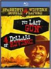 Spaghetti Western 2: Last Gun & Four Dollars Of (blu-ray Disc) 2914284