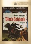 Black Sabbath [dvd] [1963] 29157162