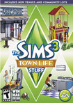 The Sims 3: Town Life Stuff - Mac/Windows