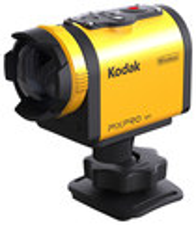 Kodak - Pixpro SP1 HD Waterproof Action Camera - Yellow