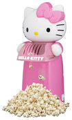 Hello Kitty - Hot Air Popcorn Maker - Pink\/white