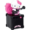 Hello Kitty - Animated Mini Speaker with Aux-In Jack for MP3 Player, CD Player, Apple iPod Audio/Video Player
