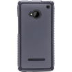 Body Glove - Tactic Brushed Series Case for HTC® One/M7 - Black, Charcoal
