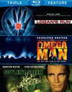 Soylent Green/logan's Run/omega Man [3 Discs] [blu-ray] 2922391