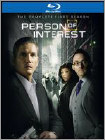 Person of Interest: Complete First Season [6 Discs] (Blu-ray Disc)