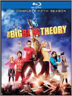 Big Bang Theory: Complete Fifth Season [3 Discs] (Blu-ray Disc)
