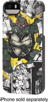 Griffin Technology - Teenage Mutant Ninja Turtles Case for Apple® iPhone® 5 and 5s - Black/Green