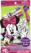Tara Toys - Disney Minnie Mouse Color and Style Purse
