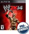 WWE 2K14 - PRE-OWNED - PlayStation 3