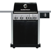 Hamilton Beach - GrillStation OutdoorGas Grill w/ 15.53 kW 4 Sq. ft. Cooking Surface