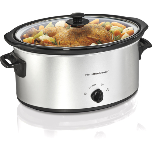 Hamilton Beach - 7 Qt Slow Cooker