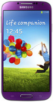 Samsung - Galaxy S 4 Cell Phone (Unlocked) - Purple