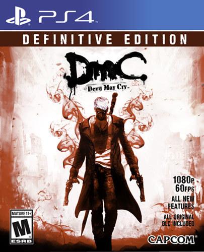 Dmc Devil May Cry: Definitive Edition - Playstation 4 2928043