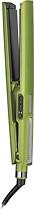 "Conair - Infinity Pro Nano Silver Tourmaline Ceramic 1"" Flat Iron - Metallic Apple Green"
