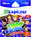 LeapFrog - Explorer Game Cartridge: LeapSchool Reading