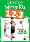 Diary Of A Wimpy Kid 1, 2 & 3 [3 Discs] (dvd) 2936086