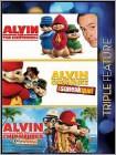 Alvin & the Chipmunks 1/2/3 (DVD)