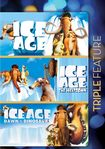 Ice Age/ice Age: The Meltdown/ice Age: Dawn Of Dinosaurs [3 Discs] (dvd) 2936137