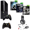 Microsoft - Xbox 360 250GB Bundle with Halo 4 and Tomb Raider
