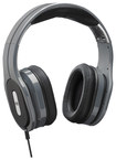 PSB Speakers - M4U 1 Over-the-Ear Headphones - High-Gloss Gray