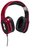 PSB Speakers - M4U 1 Over-the-Ear Headphones - High-Gloss Red