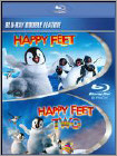 Happy Feet/Happy Feet Two (Blu-ray Disc) (2 Disc)