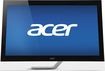 "Acer - Touch Series 27"" LCD HD Touch-Screen Monitor - Black"