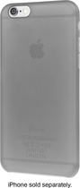Native Union - CLIC Air Hard Shell Case for Apple® iPhone® 6 - Gray