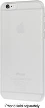 Native Union - CLIC Air Hard Shell Case for Apple® iPhone® 6 - Clear