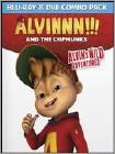 Alvinnn & The Chipmunks: Alvin's Wild Adventures (blu-ray Disc) 29394214