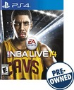 Nba Live 14 - Pre-owned - Playstation 4