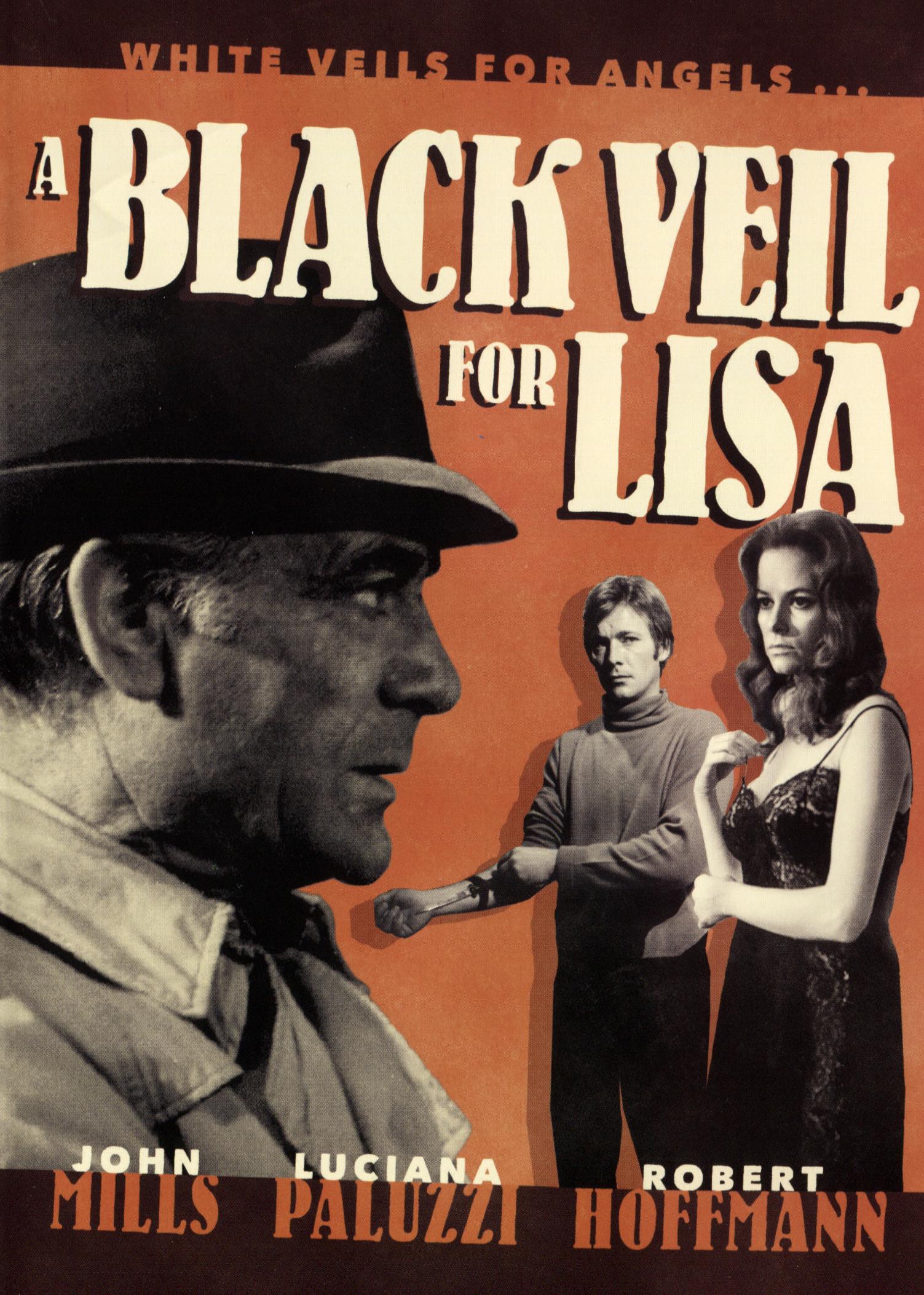A Black Veil For Lisa (dvd) 29403621