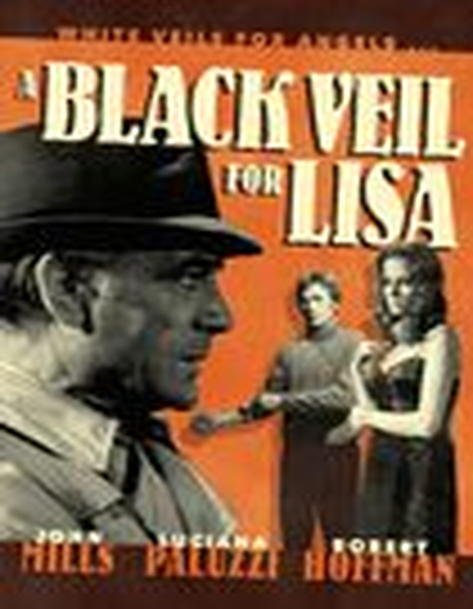 A Black Veil For Lisa [blu-ray] 29403649