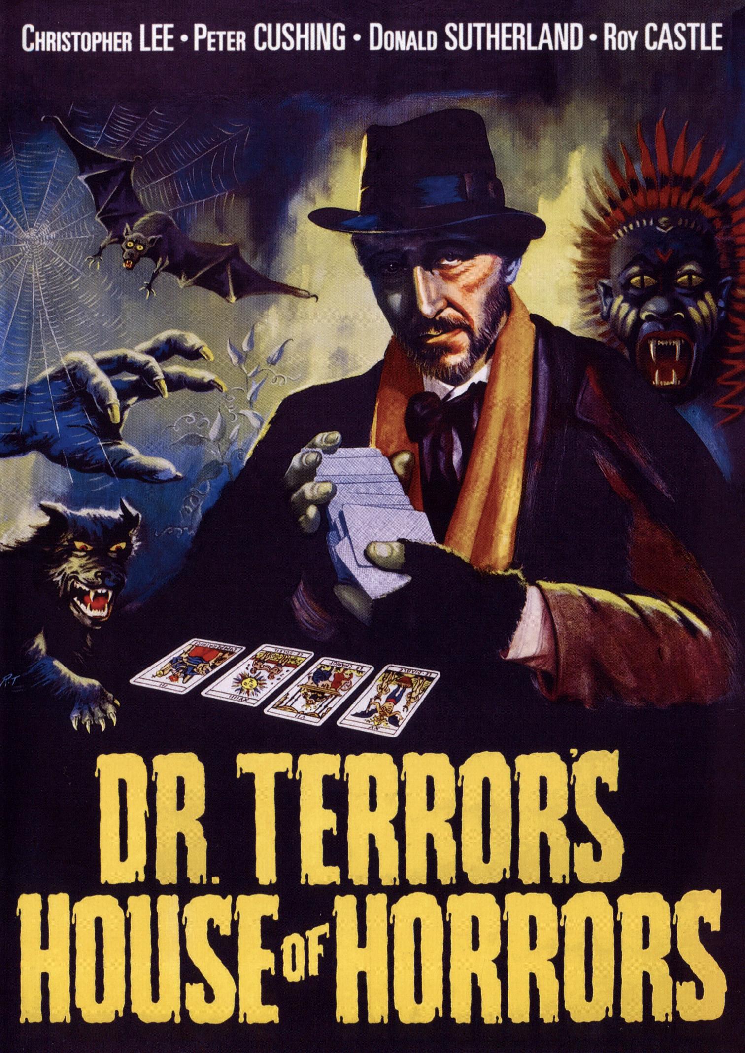 Dr. Terror's House Of Horrors (dvd) 29403658
