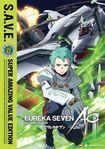 Eureka Seven Ao: S.a.v.e. [2 Discs] (dvd) 29407219