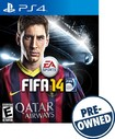 Fifa 14 - Pre-owned - Playstation 4