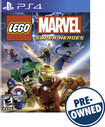 LEGO Marvel Super Heroes - PRE-OWNED - PlayStation 4