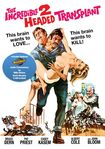 The Incredible Two-headed Transplant [with Optional Rifftrax] (dvd) 29433114