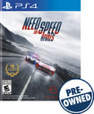 Need for Speed: Rivals - PRE-OWNED - PlayStation 4