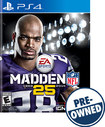 Madden NFL 25 - PRE-OWNED - PlayStation 4