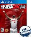 NBA 2K14 - PRE-OWNED - PlayStation 4