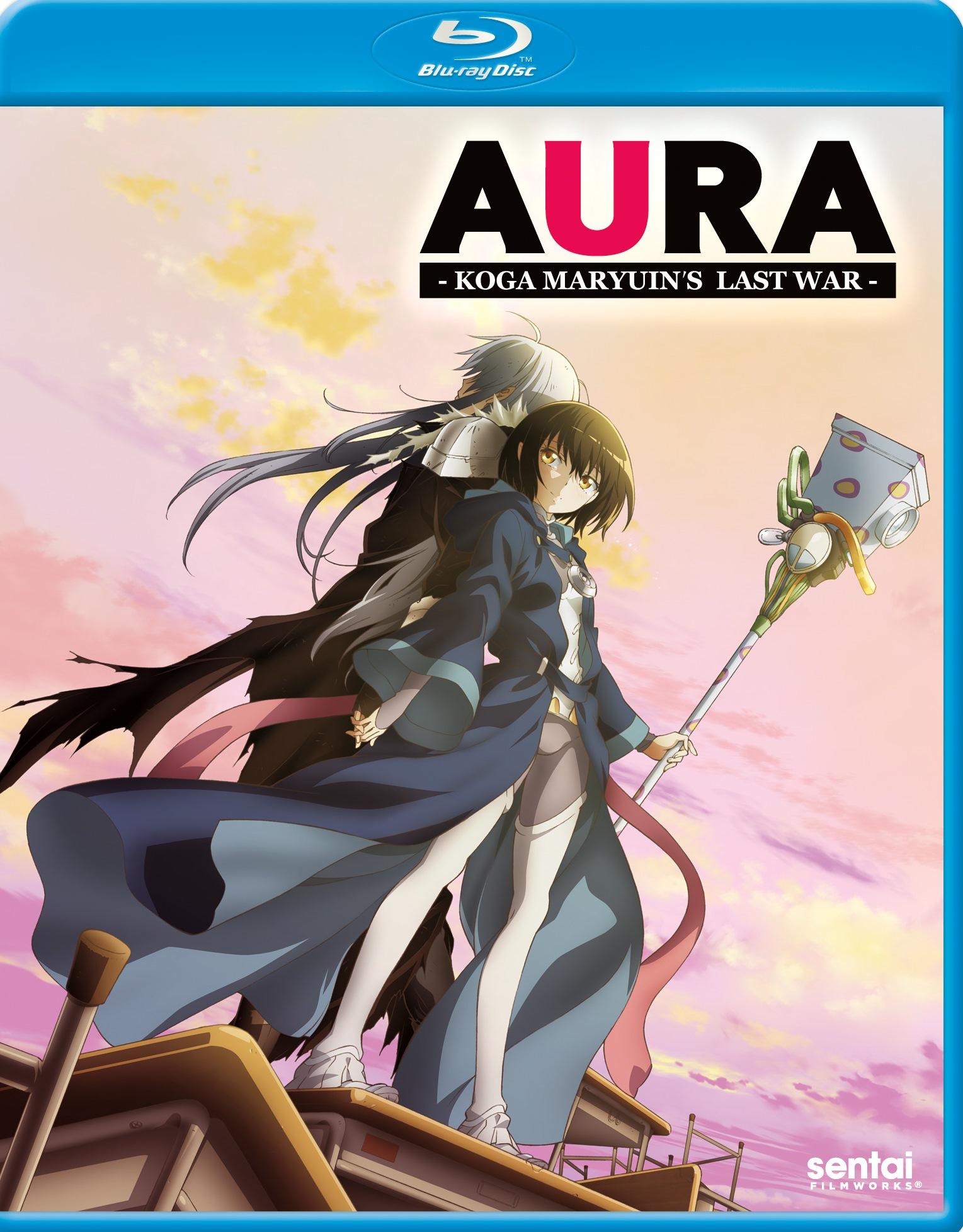 Aura: Koga Maryuin's Last War [blu-ray] 29448412