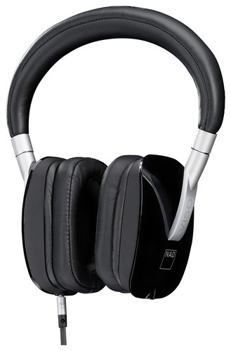 NAD - Viso HP50 Over-the-Ear Headphones - Black