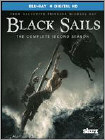 Black Sails: The Complete Second Season (3 Disc) (ultraviolet Digital Copy) (blu-ray Disc) 29456188