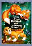 The Fox And The Hound/fox And The Hound Ii [30th Anniversary Edition] [3 Discs] [dvd/blu-ray] 2948253