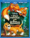 The Fox And The Hound/the Fox And The Hound Ii [30th Anniversary Edition] [3 Discs] [blu-ray/dvd] 2948438
